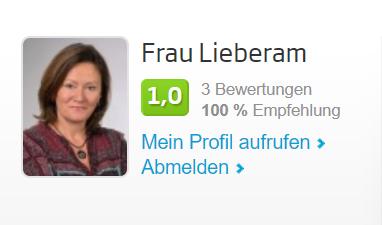 Heilpraktikerin für Psychotherapie, Eva Maria Lieberam