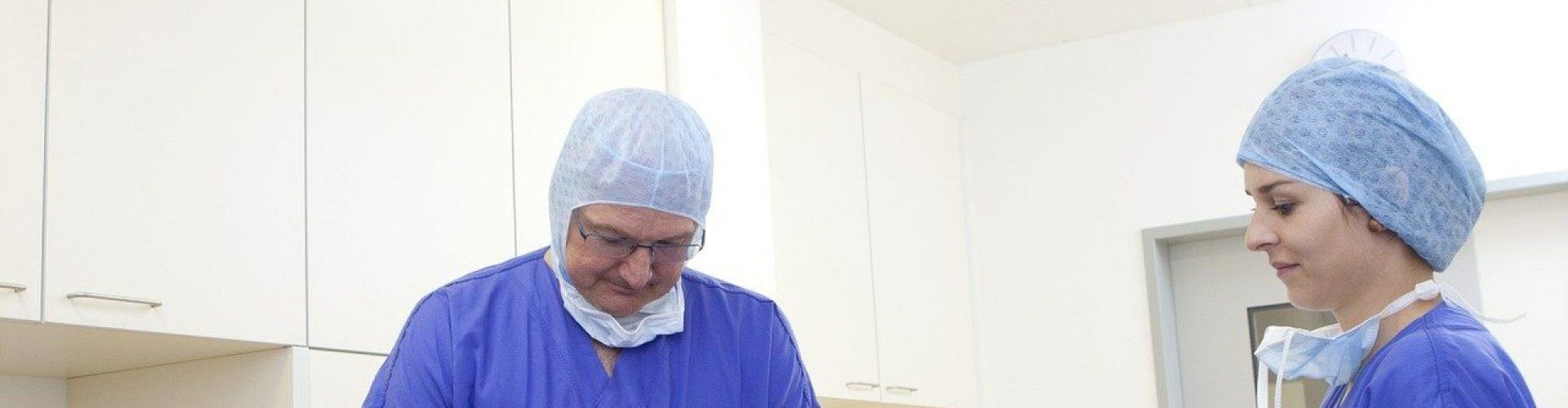 Angst vor Operationen