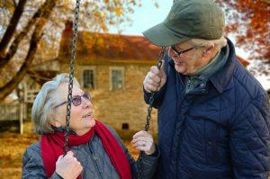 Angst vor dem älter werden